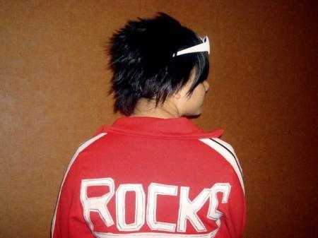 Itsuki Minami from Air Gear worn by Sakura saku