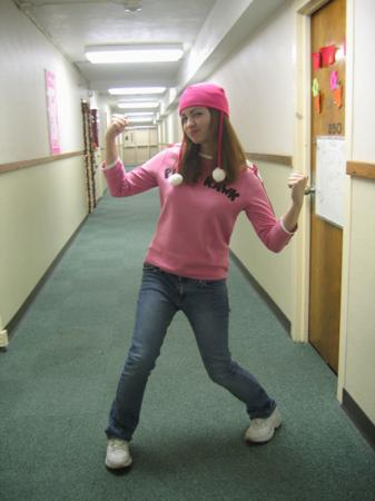 Molly Hayes (Bruiser / Princess Powerful) from Runaways worn by Melly
