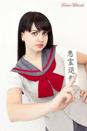 Rei Hino from Sailor Moon worn by Melly