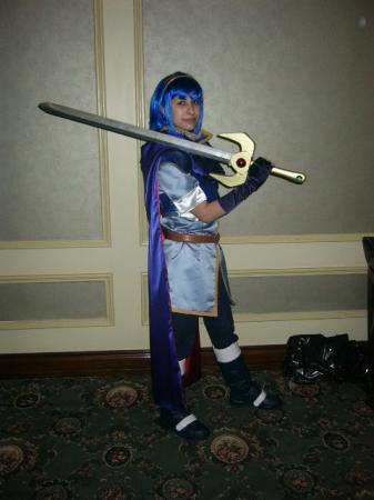 Marth from Super Smash Bros.