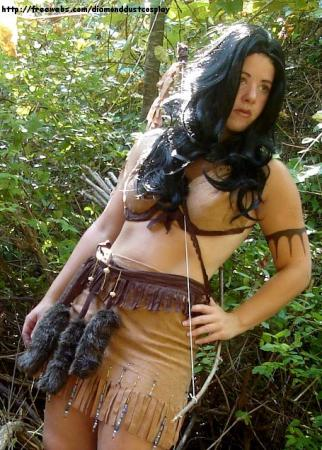 Pocahontas from Original:  Historical / Renaissance