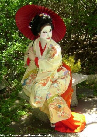 Sayuri Nitta from Memoirs of a Geisha
