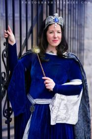 Rowena Ravenclaw from Harry Potter worn by Shiva
