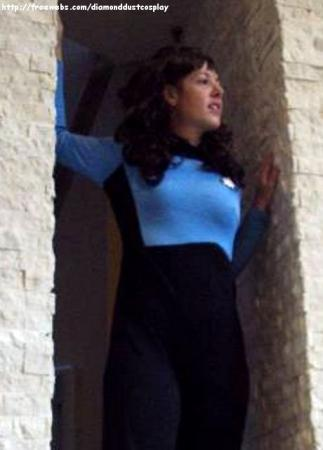 Deanna Troi from Star Trek: The Next Generation worn by Shiva
