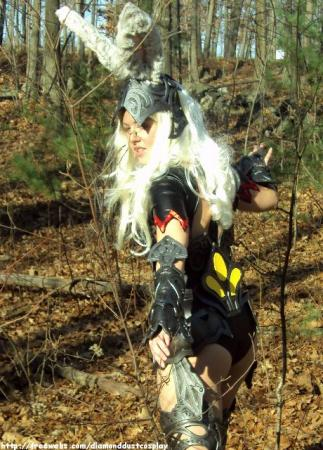 Fran from Final Fantasy XII worn by Shiva