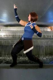 Korra from Legend of Korra, The worn by Shiva