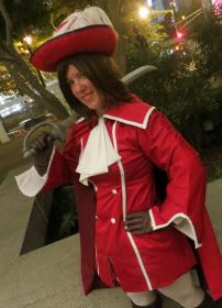 Red Mage from Final Fantasy worn by Shiva