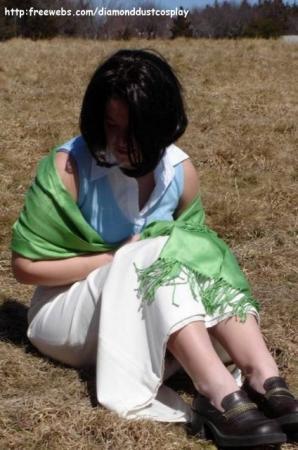 Ellone Loire from Final Fantasy VIII