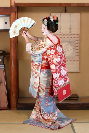 Maiko from Original:  Historical / Renaissance worn by Shiva