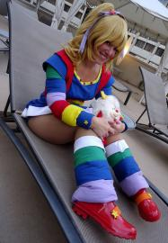 Rainbow Brite from Rainbow Brite worn by Shiva