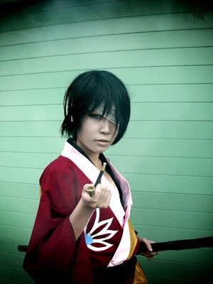 Shinsuke Takasugi from Gintama worn by _rei
