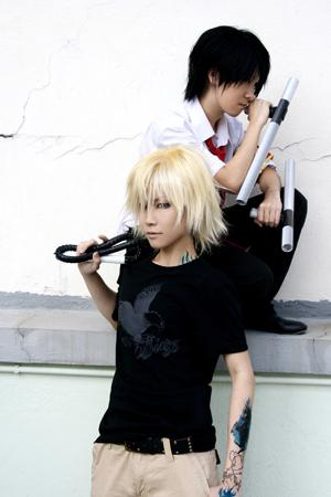 Dino Cavallone from Katekyo Hitman Reborn! worn by _rei