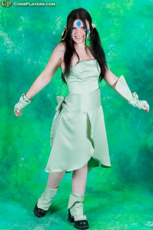 Skuld from Ah My Goddess worn by Skuld