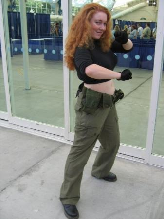 Kim Possible from Kim Possible