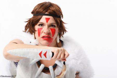 San from Princess Mononoke by SanctuaryMemory