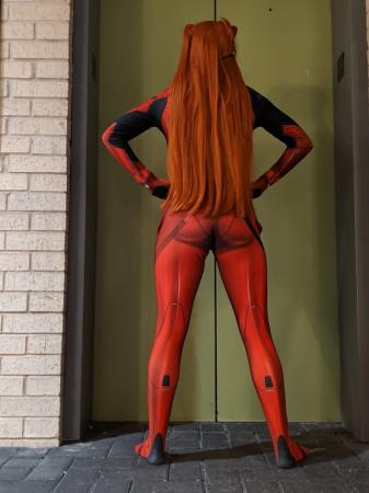 Asuka Langley Shikinami from Evangelion 3.0 worn by SanctuaryMemory