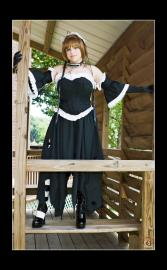 Sakura from Tsubasa: Reservoir Chronicle worn by SanctuaryMemory
