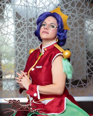 Anthy Himemiya (Revolutionary Girl Utena)  by SanctuaryMemory