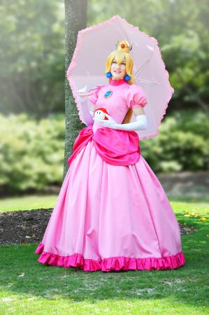 Princess Peach Toadstool from Super Princess Peach