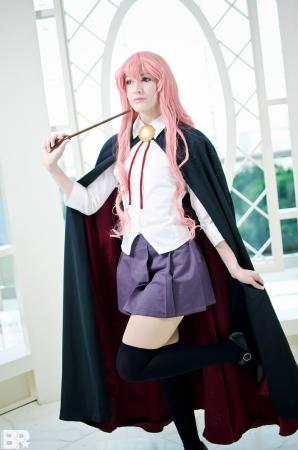 Louise Françoise le Blanc de la Vallière from Zero no Tsukaima worn by Meru