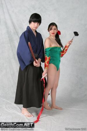 Kodachi Kuno from Ranma 1/2 worn by Dokudel