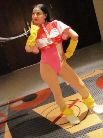 Noriko Takaya from Gunbuster worn by Dokudel