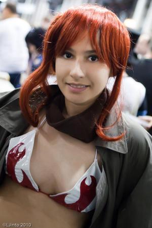 Yoko Littner from Tengen Toppa Gurren-Lagann worn by Dokudel
