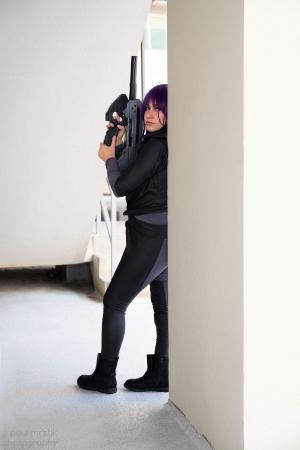 Motoko Kusanagi from Ghost in the Shell S.A.C worn by Dokudel