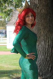 Mera from DC Comics worn by Dokudel