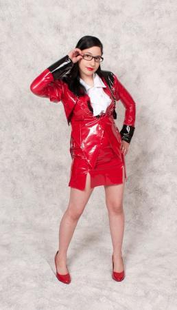 Mai Kannazuki from G-Taste worn by Dokudel