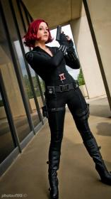 Black Widow - Natalia Romanova from Avengers, The worn by ParnsAngel
