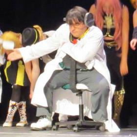 Dr. Frankenstein from Soul Eater