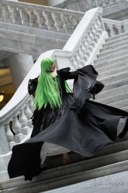 C.C. from Code Geass worn by Garnet Runestar
