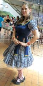 Strawberry Sweet Lolita from Original: Lolita worn by a/o Belldandy