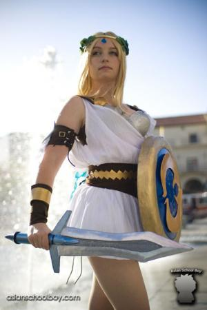 Sophitia Alexandra from Soul Calibur 3 worn by WindoftheStars