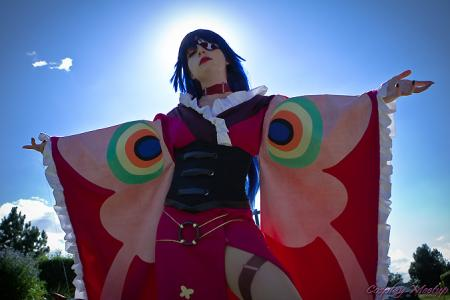 Lady Adiane the Elegant from Tengen Toppa Gurren-Lagann worn by WindoftheStars