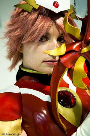 Hikaru Shidou from Magic Knight Rayearth worn by WindoftheStars