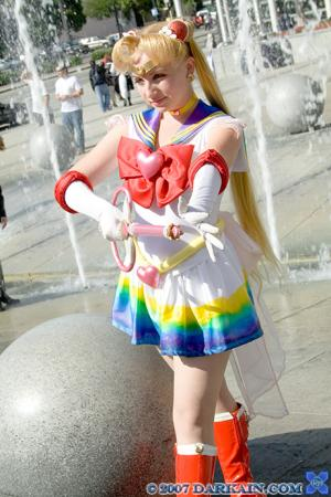 Super Sailor Moon from Sailor Moon Super S worn by WindoftheStars