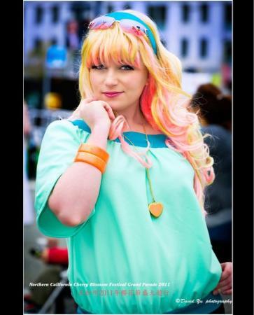 Sheryl Nome from Macross Frontier worn by WindoftheStars
