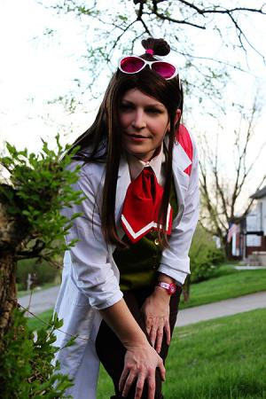 Ema Skye from Apollo Justice: Ace Attorney worn by Rogue