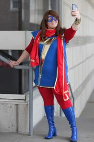 Ms. Marvel from Marvel Comics worn by Rogue