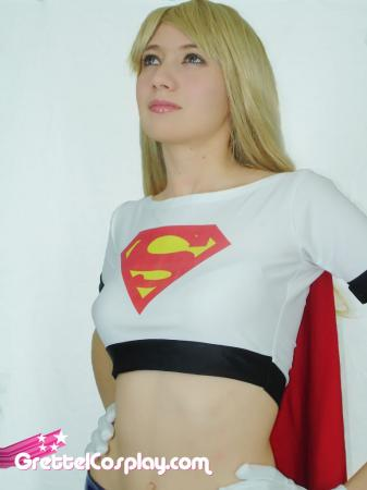 Supergirl from Supergirl worn by Grettel