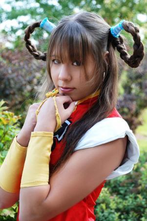 Yohko Mano from Devil Hunter Yohko