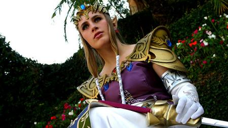 Princess Zelda from Legend of Zelda: Twilight Princess worn by Jaina Solo
