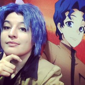 Shinji Matou from Fate/Stay Night worn by chas