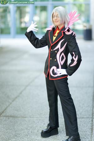 Dist The Reaper from Tales of the Abyss worn by chas