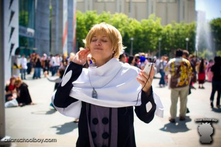 Justin Law from Soul Eater worn by chas