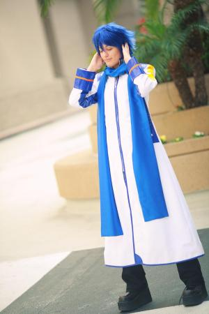 Kaito from Vocaloid worn by chas