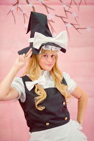 Marisa Kirisame from Touhou Project worn by chas