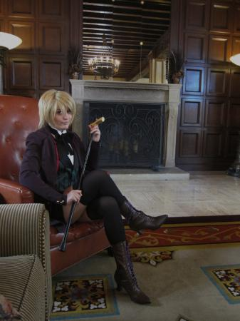 Alois Trancy from Black Butler worn by chas